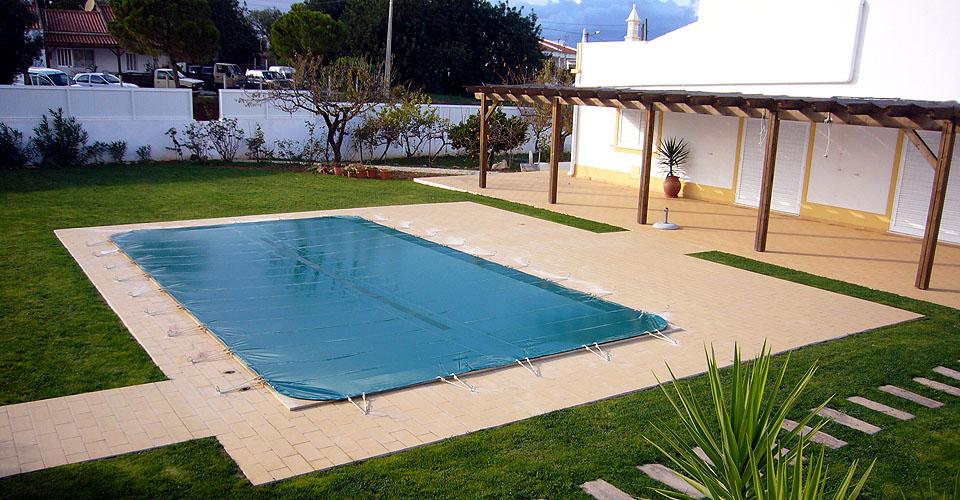 Piscinas e spas for Cobertura piscina
